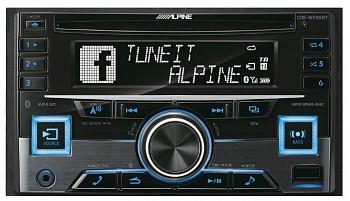 126)Alpine CDE-W296BT