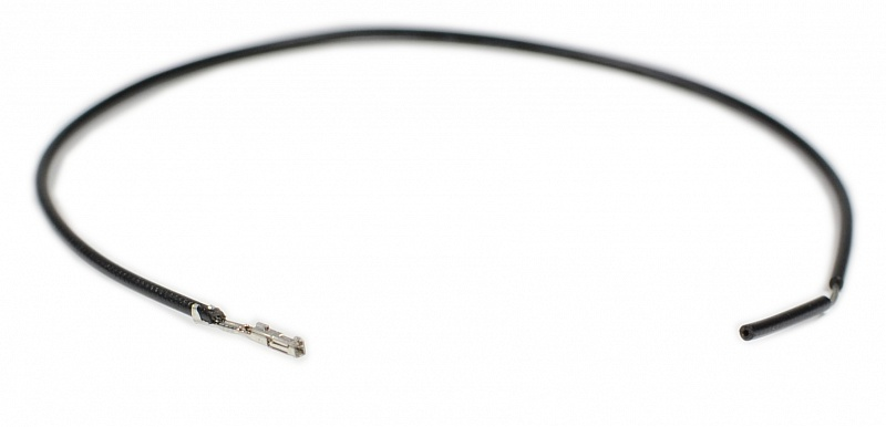 10211)Кабель 26 AWG black L200 Toyota