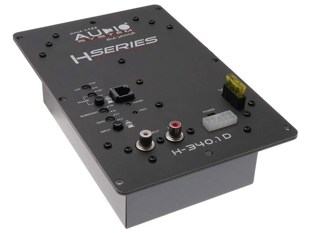 5497)Audio System Helon Series H-340.1