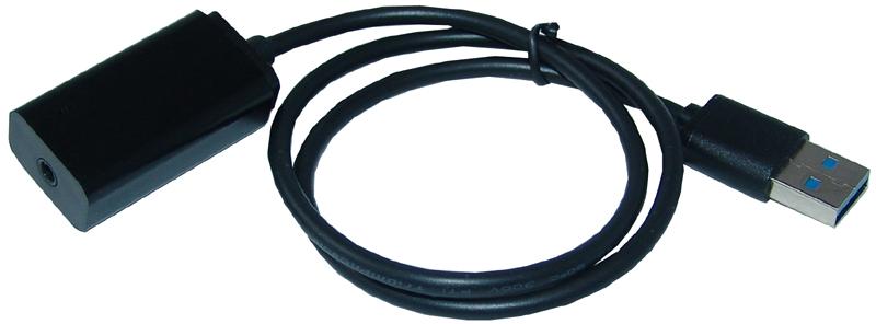 11750)Адаптер RedPower USB - AUX