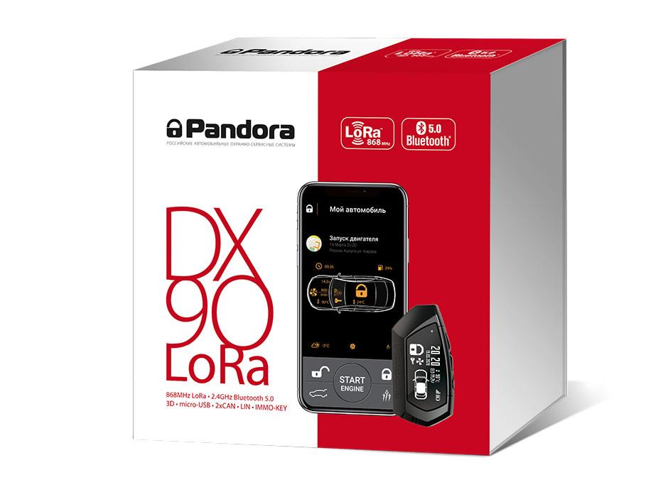 11525)Pandora DX 90 LoRa