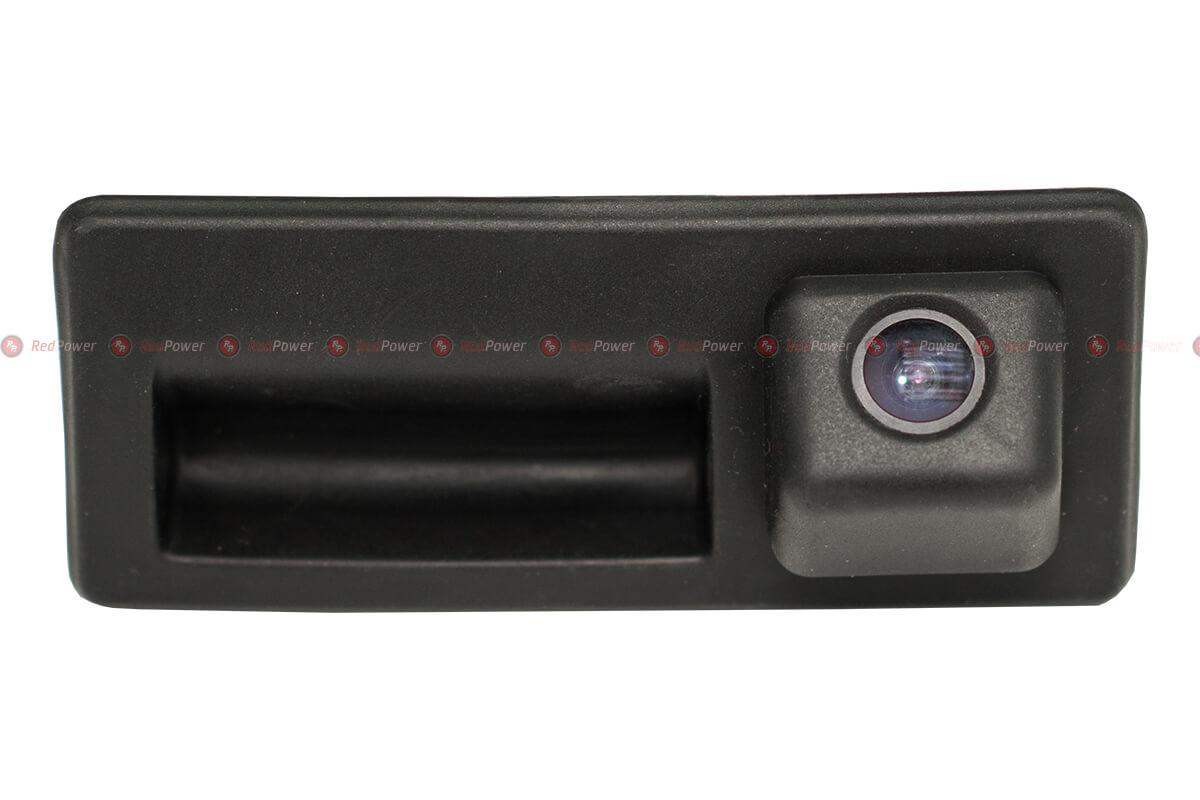 9591)Камера заднего вида в ручке багажника Audi, Porsche, Seat, Skoda, Volkswagen