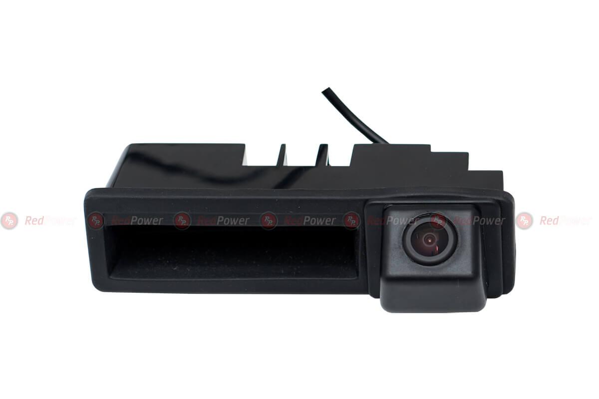 9589)Камера заднего вида в ручке багажника  Audi A3 8P (03-13), A6 (04-11), A8 (02-10), Q7 (05-15)
