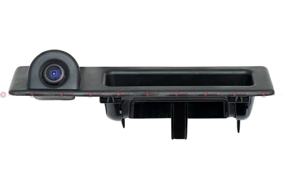 9593)Камера заднего вида в ручке багажника BMW 5 серия F10, 3 серия F30, X3 F25