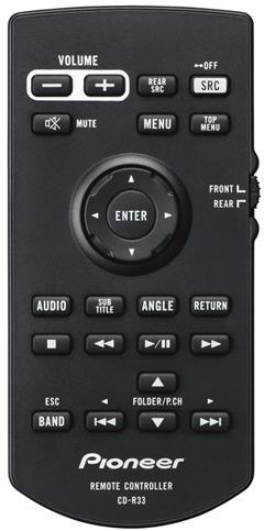 1395)Pioneer CD-R33