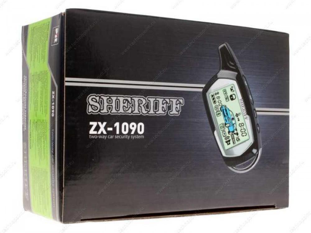 6920)SHERIFF ZX-1090