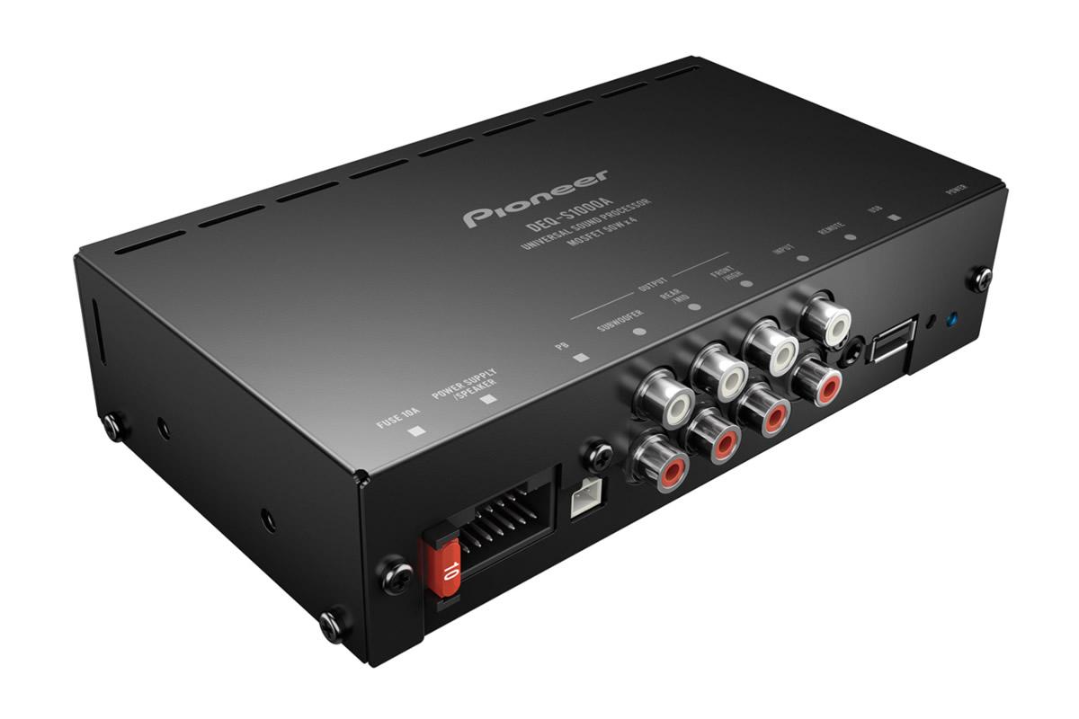 6219)Pioneer DEQ-S1000A