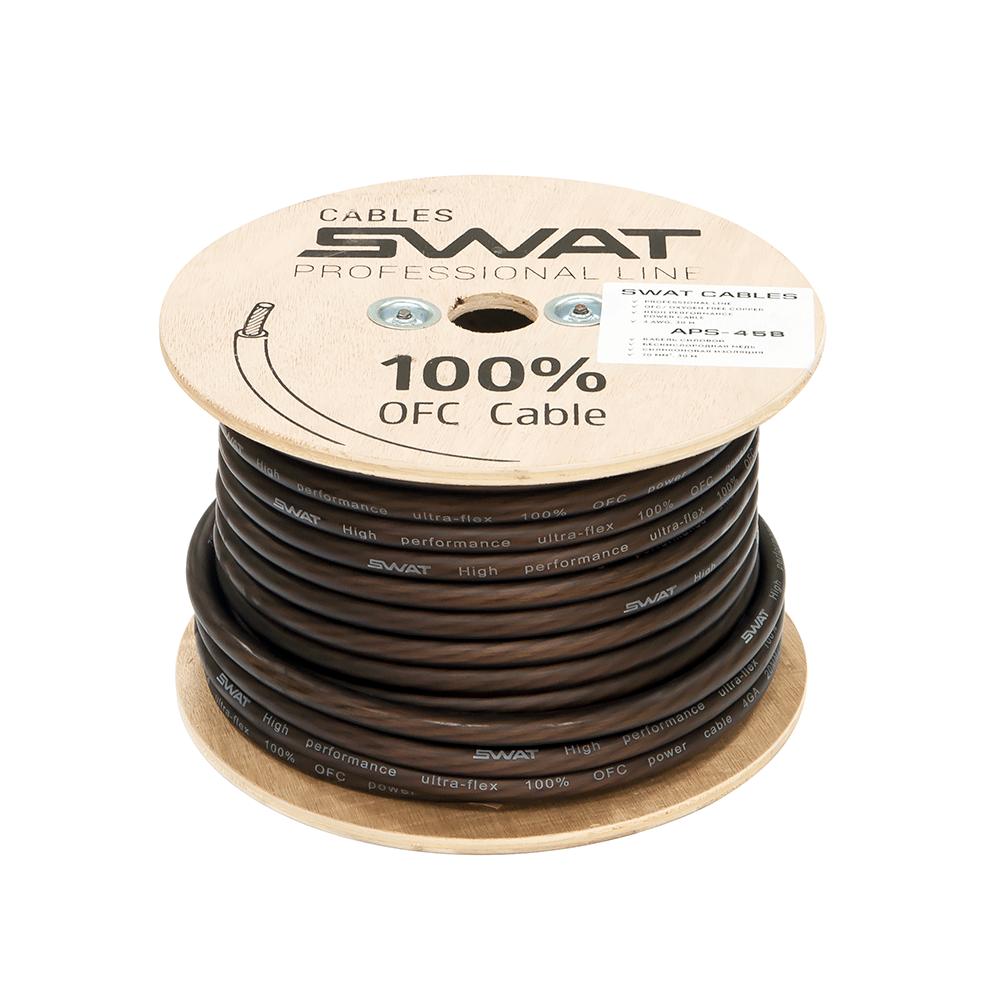 3785)Силовой кабель SWAT SPW-4B (бывший APS-045B)