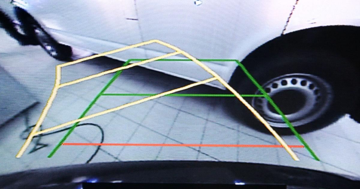 1.Интерфейс камеры VW Passat CC, Tiguan