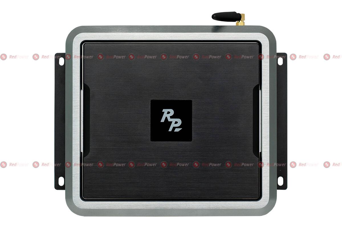 9517)Усилитель с процессором Redpower DSP 10