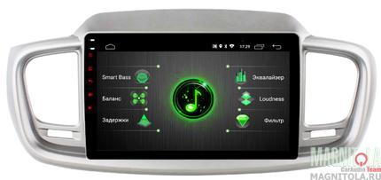 "7770)ШГУ KIA Sorento Prime 17+ (INCAR DTA-1809) Android 9.0, 1024*600,wi-fi, IPS, 9"", DSP"