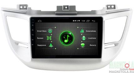 "7765)ШГУ Hyundai Solaris 16+ (INCAR DTA-2402) Android 9.0, 1024*600, BT, IPS, wi-fi, 9"", DSP"