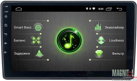 "9767)ШГУ Lada Granta 11-18 (INCAR DTA-6301) Android 9.0, 1024*600, IPS, wi-fi, 9"", DSP"