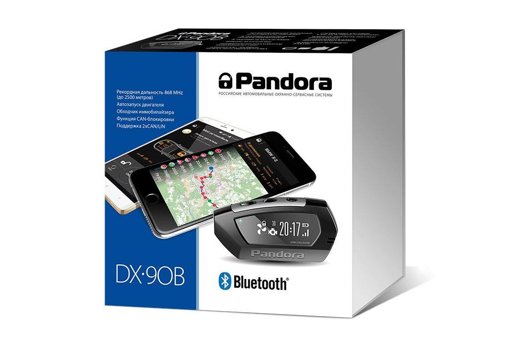 3241)Pandora DX 90B