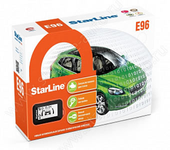 4220)StarLine E96 BT GSM/GPS