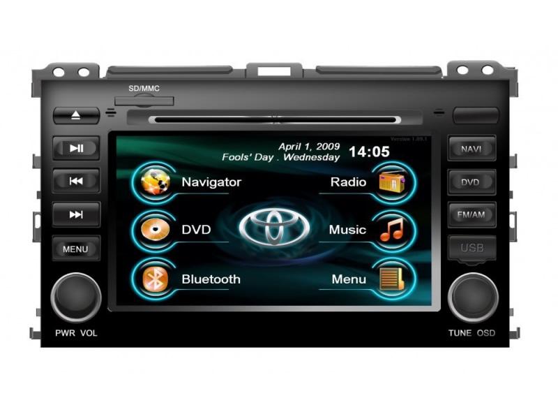 3319)Toyota LC Prado 120 (INCAR CHR-2272PR)