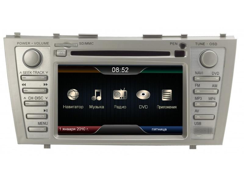 3314)Toyota Camry 06-11 (INCAR CHR-2271CA)