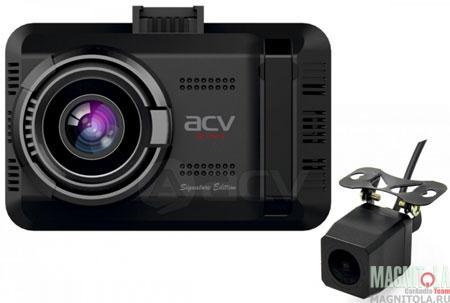 8706)ACV GX-9200+камера
