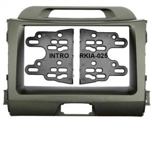 3555)KIA Sportage-3 10-14 2din (крепеж) (Incar RKIA-N25)