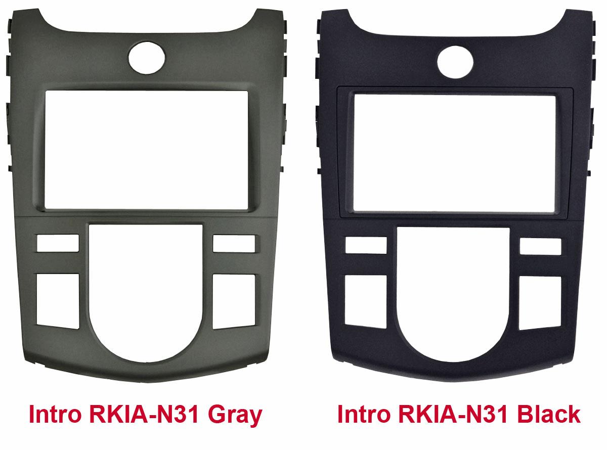 3541)KIA Cerato-3 09-12 (Clima) 2din (крепеж) (Incar RKIA-N31)