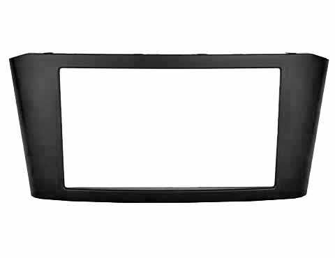 3652)TOYOTA Avensis 03-08 2din Black (Incar RTY-N12-B)
