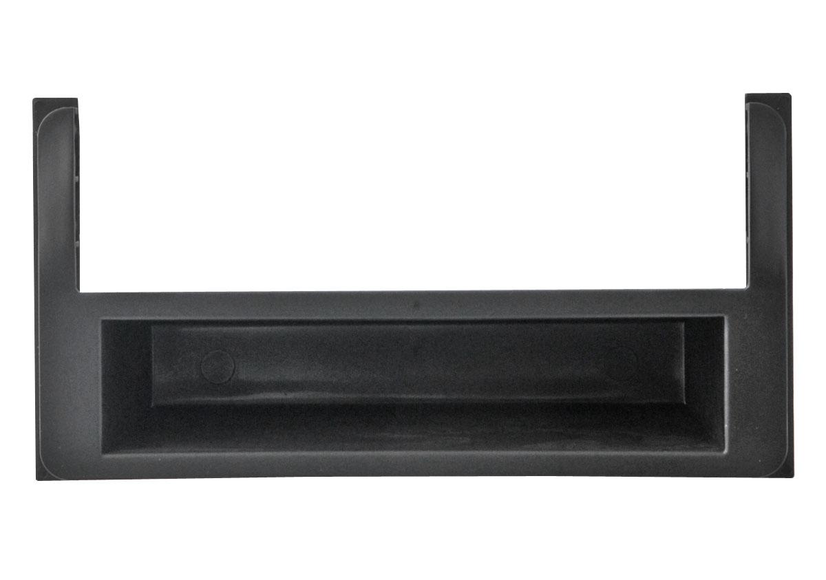 3646)TOYOTA 1din боковые вставки и карман (Incar RTY-N50)