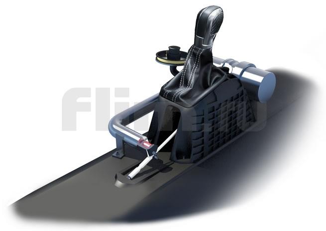 3202)Garant iP-GR - электромеханический блокиратор КПП для автомобилей свыше 1,5 млн. руб