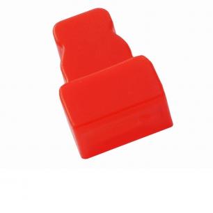 1297)Крышка клеммы аккумулятора красная Incar AKL-P01S (для AKL-P01)