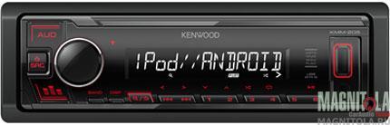 6508)Kenwood KMM-205