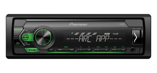 8457)Pioneer MVH-S120UBG