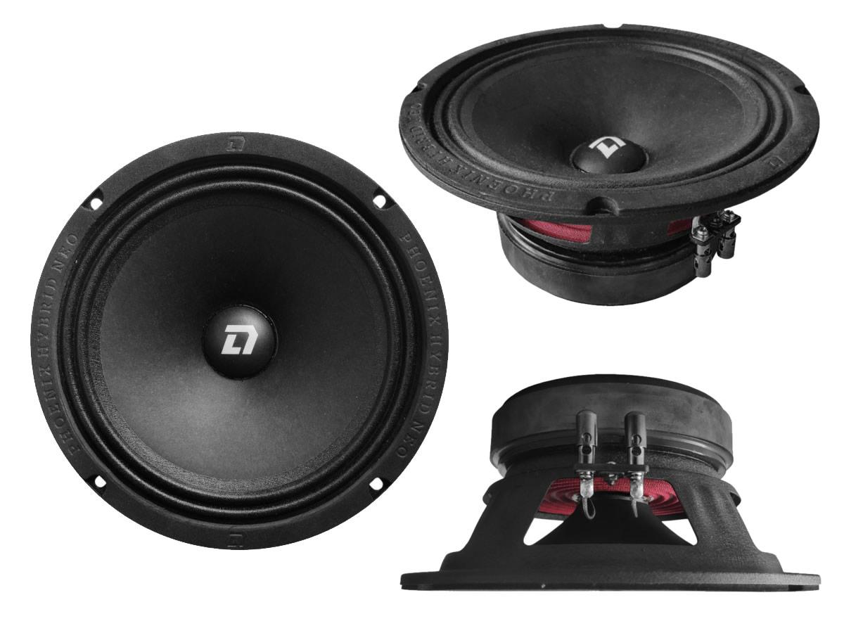 10097)DL Audio Phoenix Hybrid Neo 200