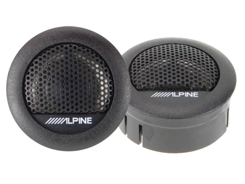 9072)Alpine SXE-1006TW
