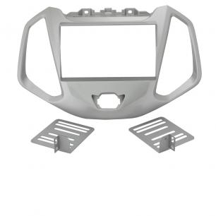 698)Ford Ecosport 2012+ 2din SILVER (крепеж) (Intro RFO-N30SL)