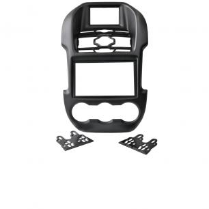 718)Ford Ranger 2012+ 2din Black (Intro RMZ-N27BL)