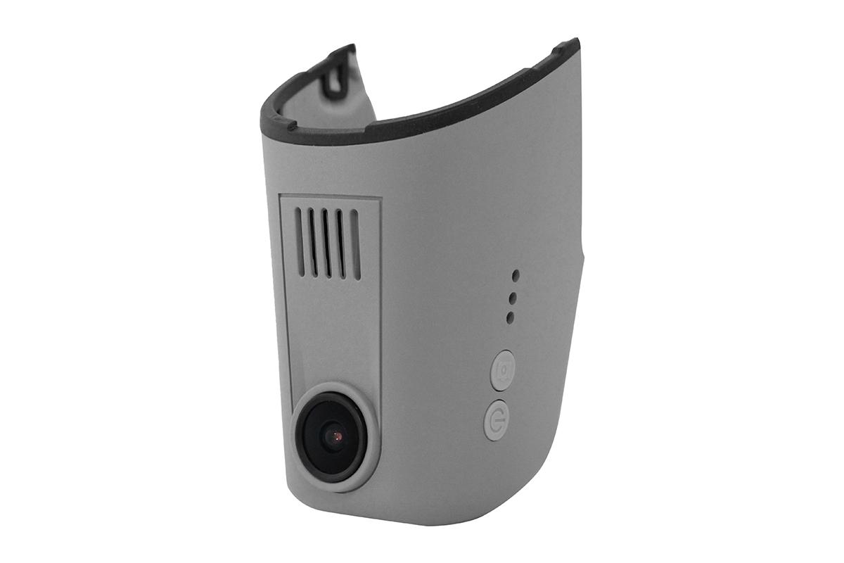 9667)Штатный видеорегистратор Redpower DVR-AUD-N серый (Audi 2011+)