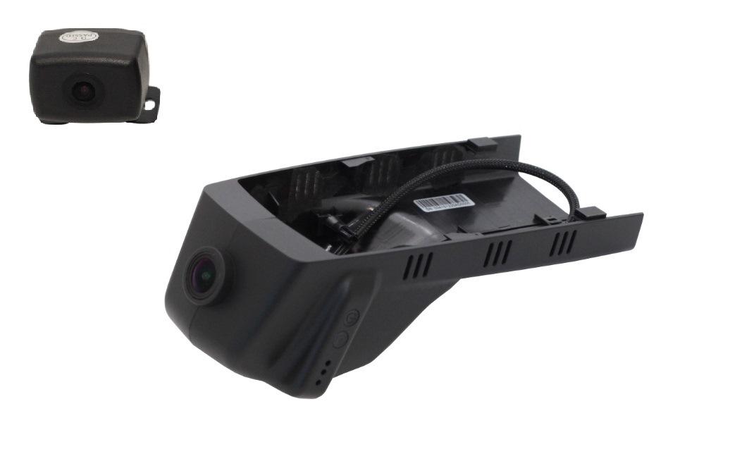 9647)Двухканальный видеорегистратор Redpower DVR-BMW-N DUAL (BMW 2011+ с датчиком)