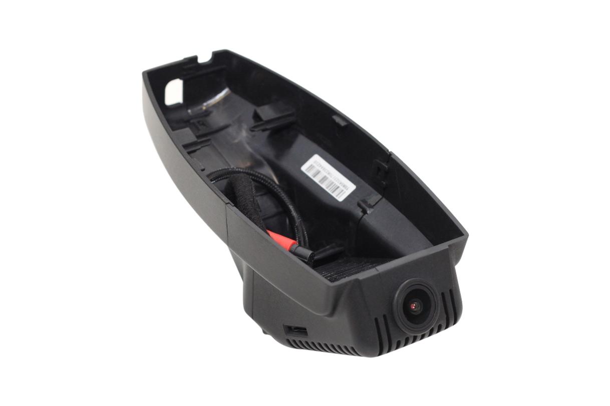 9677)Штатный видеорегистратор Redpower DVR-BMW2-N (BMW (2004-2014)