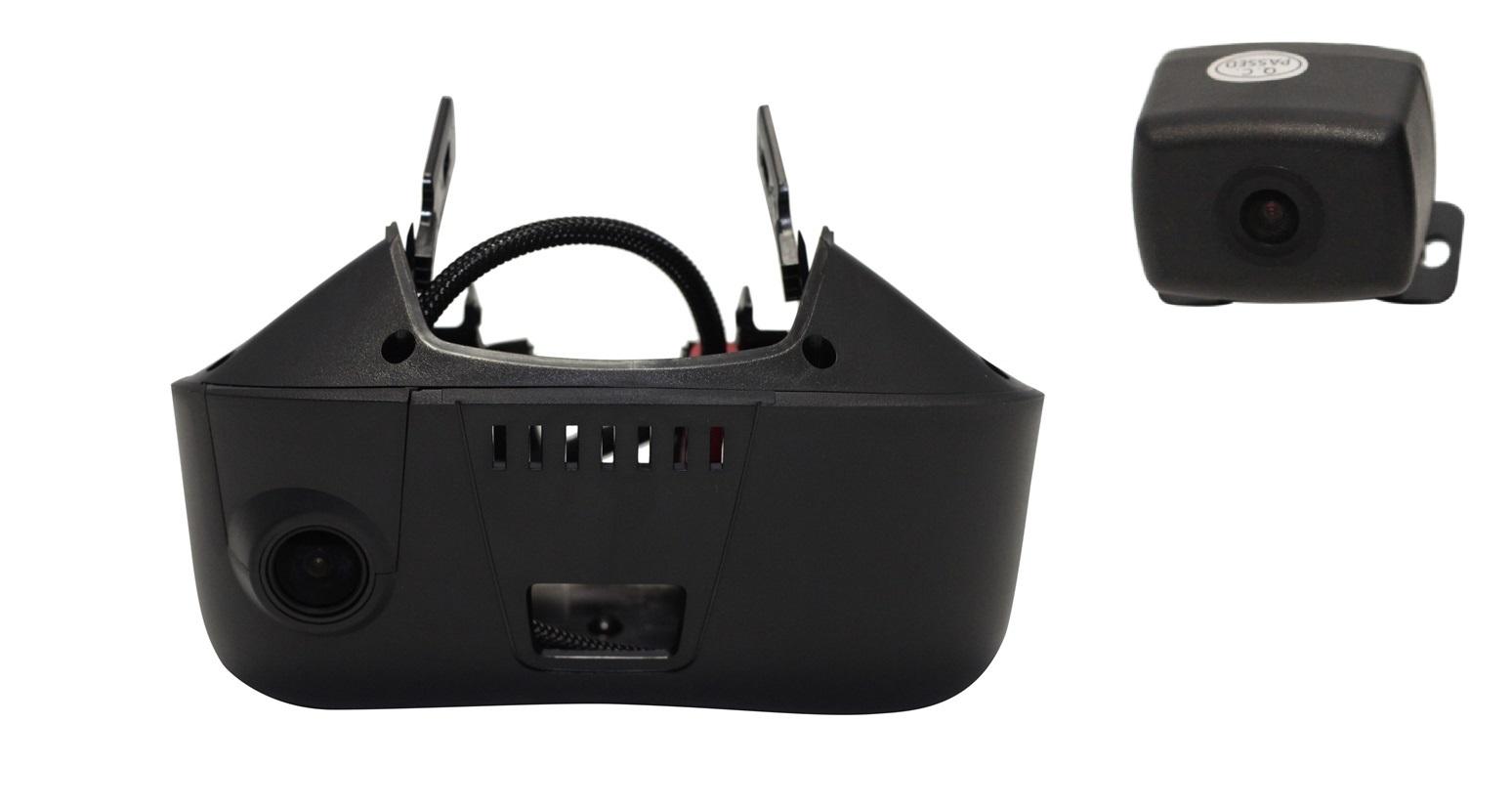 9648)Двухканальный видеорегистратор Redpower DVR-BMW5-N DUAL (BMW 5 и 7 серии)