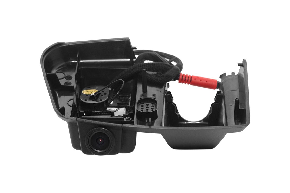 9690)Штатный видеорегистратор Redpower DVR-FOD7-N (Ford с датчиком дождя)