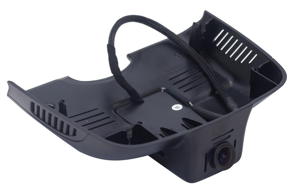 9710)Штатный видеорегистратор Redpower DVR-MBE-N черный (Mercedes W212 и W204)