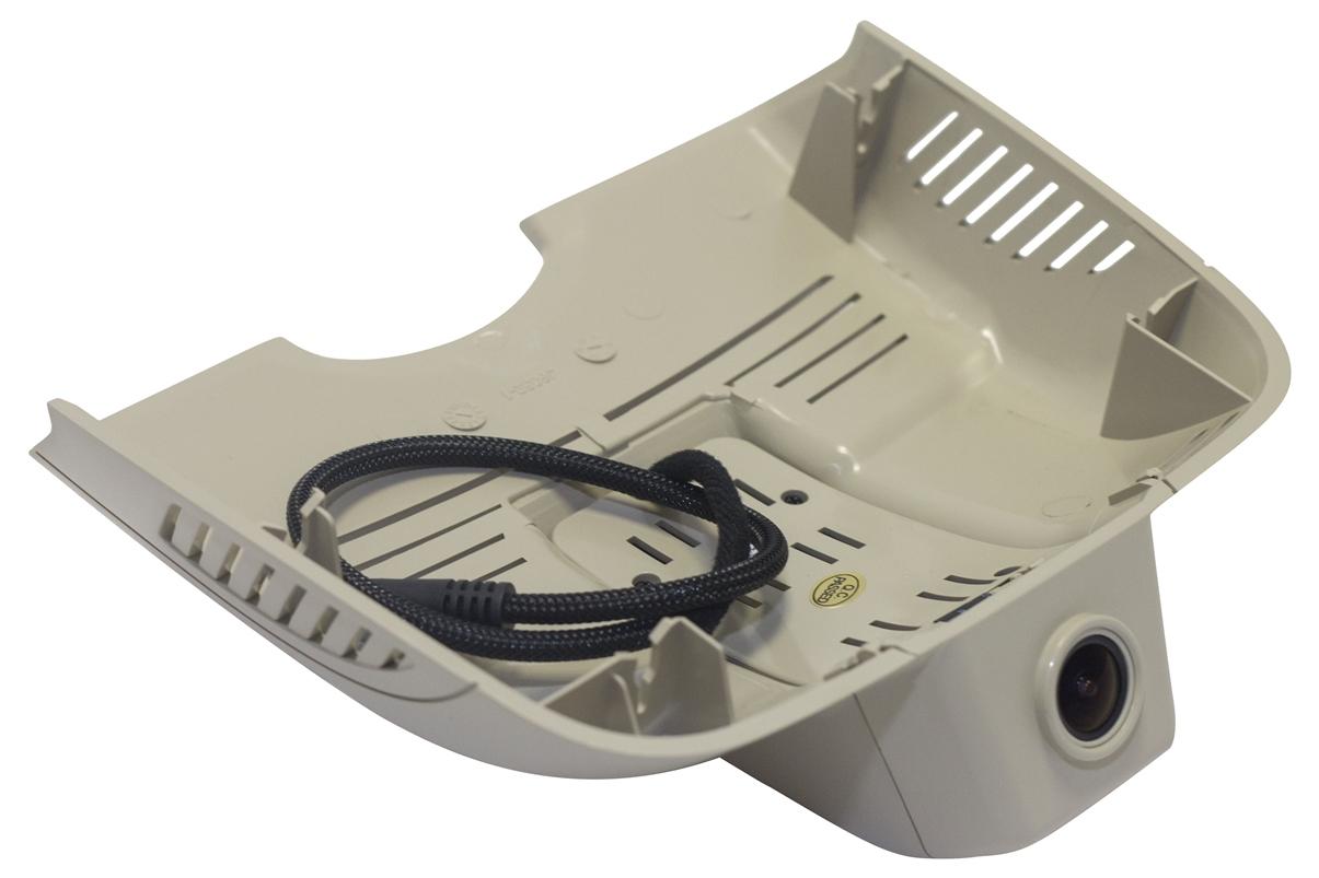 9708)Штатный видеорегистратор Redpower DVR-MBE-N кремовый (Mercedes W212 и W204)