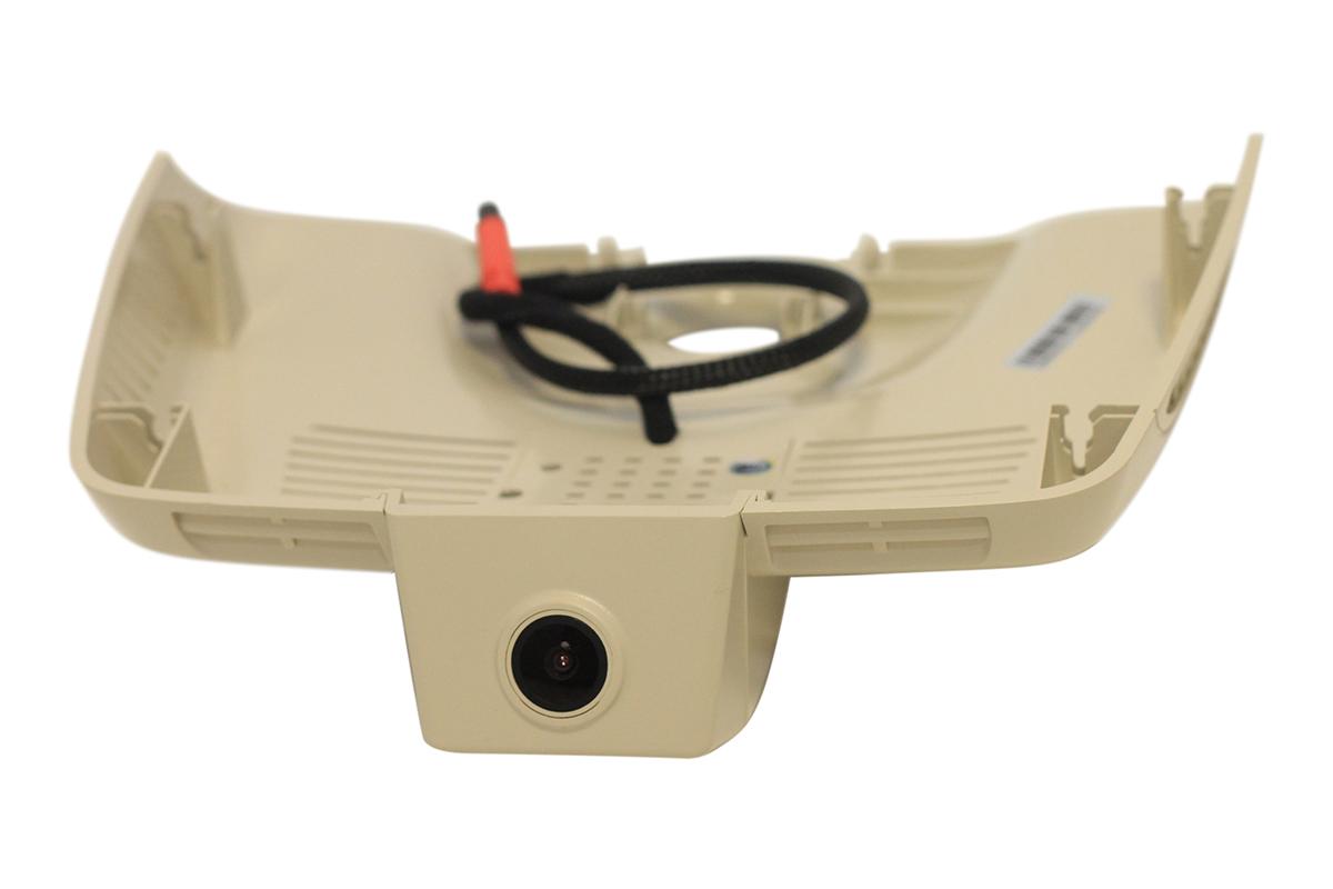 9711)Штатный видеорегистратор Redpower DVR-MBE2-N кремовый (Mercedes E-класс W213 с ассистентом)