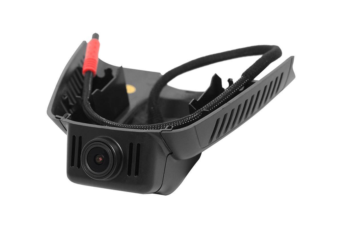 9715)Штатный видеорегистратор Redpower DVR-MBE3-N черный (Mercedes W213 с датчиком дождя)