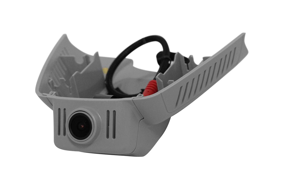 9714)Штатный видеорегистратор Redpower DVR-MBE3-N серый (Mercedes W212 с датчиком дождя)