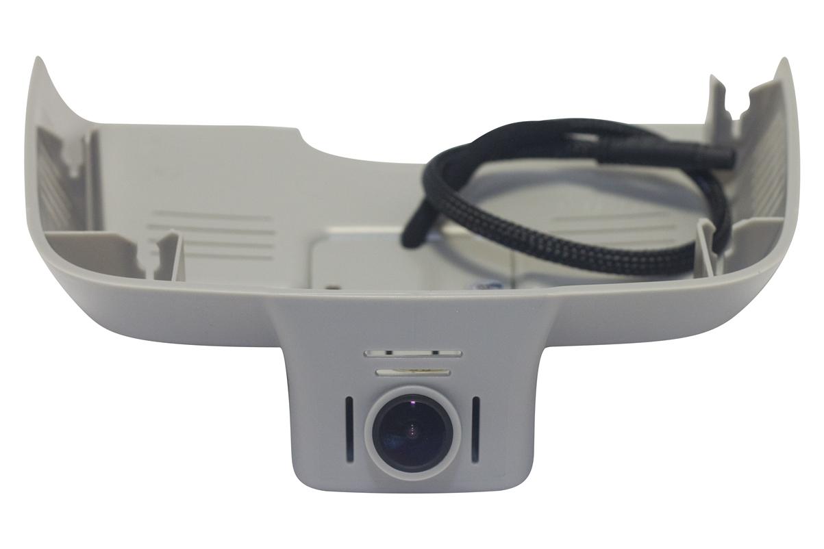9709)Штатный видеорегистратор Redpower DVR-MBE-N серый (Mercedes W212 и W204)