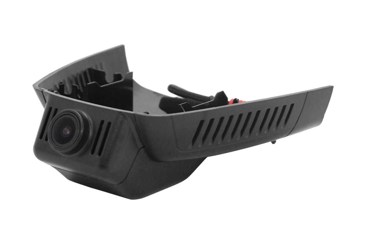 9717)Штатный видеорегистратор Redpower DVR-MBG-N чёрный (Mercedes-Benz GLK)