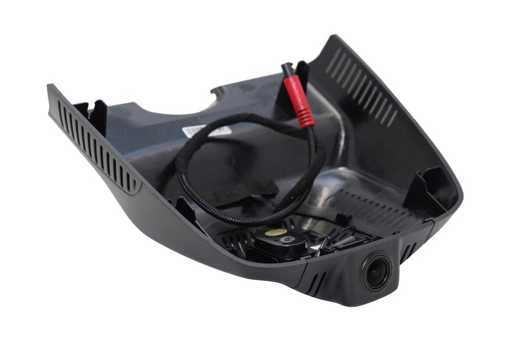 9719)Штатный видеорегистратор Redpower DVR-MBG2-N чёрный (Mercedes-Benz GLK продвинутая компл.,с ассист.)