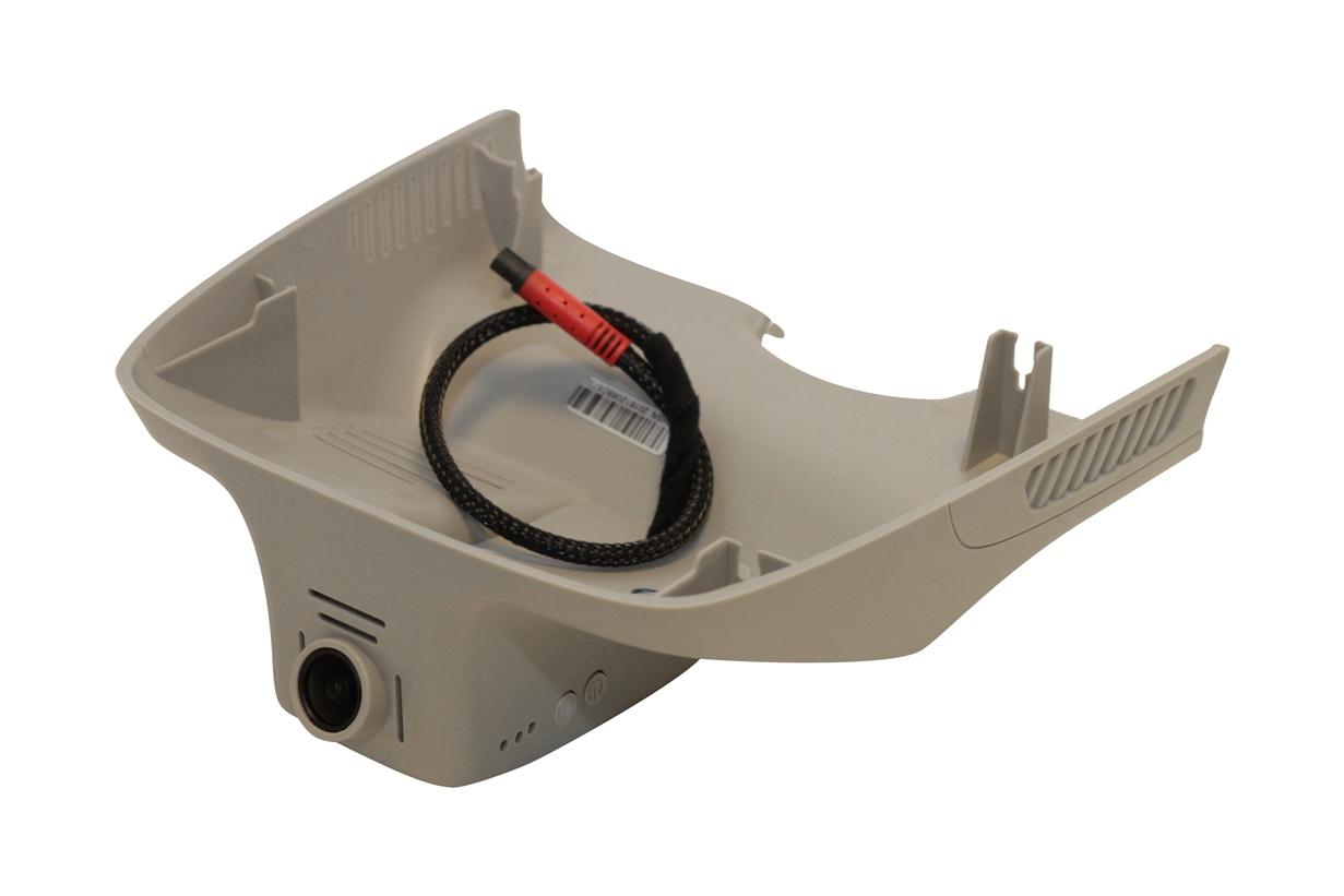 9718)Штатный видеорегистратор Redpower DVR-MBG2-N серый (Mercedes-Benz GLK пр. компл.,с ассист.)