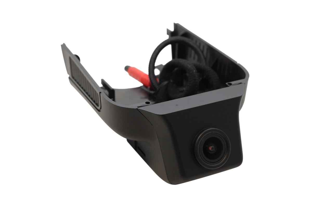 9725)Штатный видеорегистратор Redpower DVR-MBML2-N чёрный (Mercedes ML и GL 2005-2012)