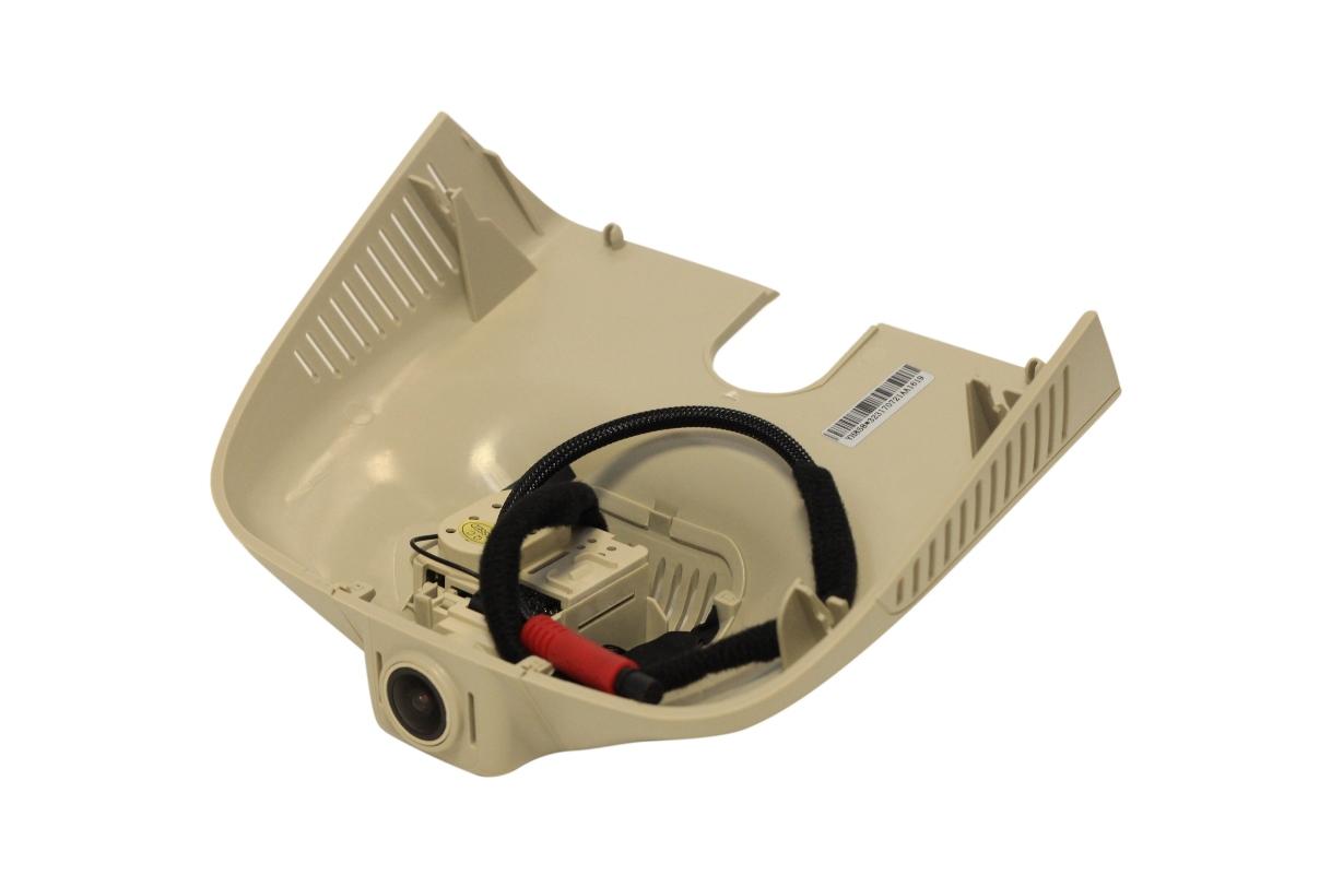 9721)Штатный видеорегистратор Redpower DVR-MBML-N кремовый (Mercedes ML и GL 2011+ без ночного вид.)